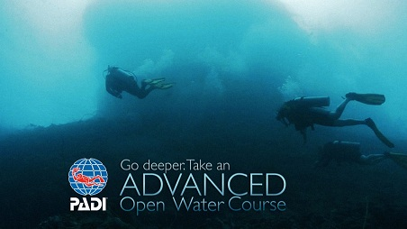 advanced open water padi курси львів