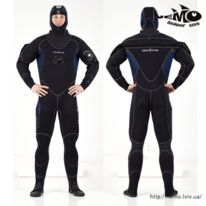 aqualung blizzard 7 dry