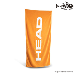 head cotton orange