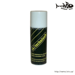 silicone spray aqualung