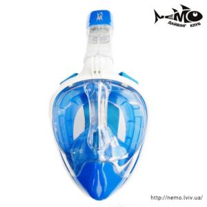 bs diver easybreathe blue